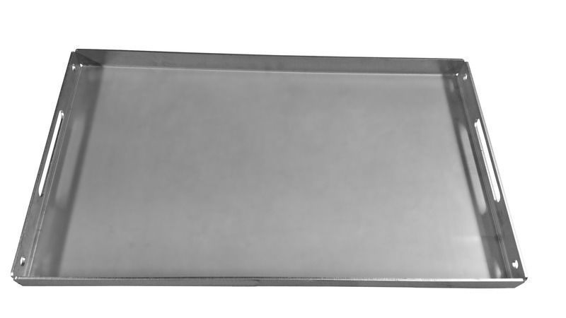 Metal Plate Wedge : Hot plate for open fire the wedge mm thick australian