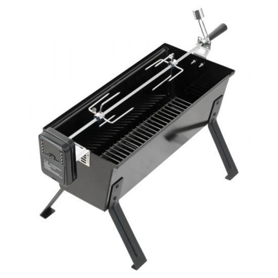Hark Mini Spit Rotisserie And Charcoal Bbq
