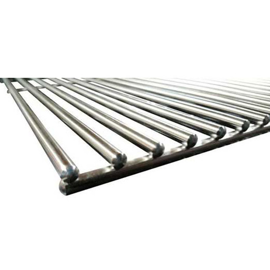 New Gasmate Stainless Steel BBQ Grill 320mm x 480mm BGS320
