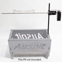 Auspit Basic Portable Rotisserie Package