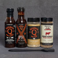 Beef Rub & Sauce 4 Pack