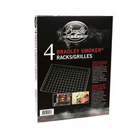 Bradley Smoker Racks/Grills - Pack of 4