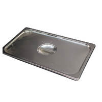 Vogue Stainless Gastronorm Lid