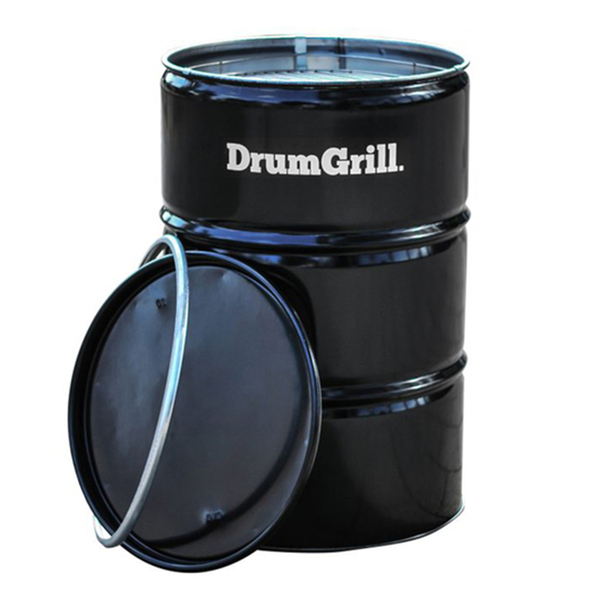 DrumGrill BBQ Smoker - Large