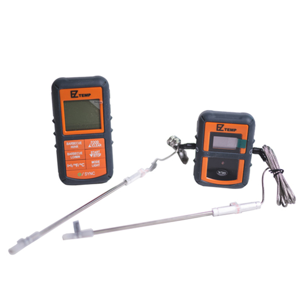 EZ Temp Dual Probe Remote Food Thermometer