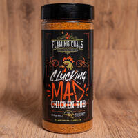 Flaming Coals Clucking Mad Chicken Rub