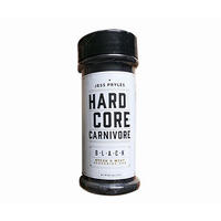 Hardcore Carnivore Black BBQ Rub 8oz