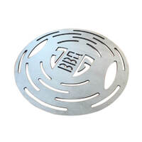 18 inch Round Heat Deflector Baffle Plate for ProQ Frontier