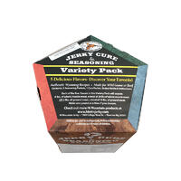 Misty Gully Jerky Seasonings Variety Box #2