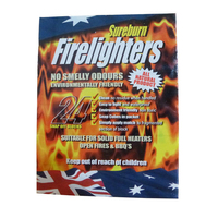 Charcoal Firelighters 24pk
