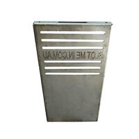 Stainless Steel Radiator Hot Plate Grill