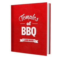Temples of BBQ by Lance Rosen