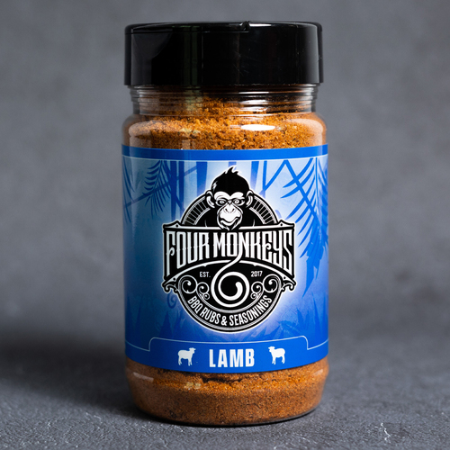 Four Monkeys Lamb BBQ Rub