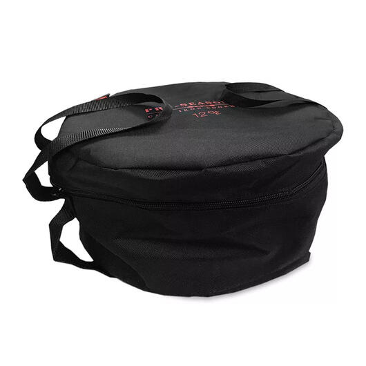 Campfire 12 Quart Cast Iron Canvas Storage Bag