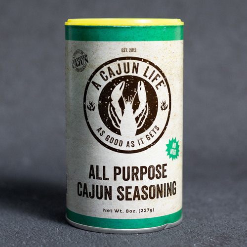 A Cajun Life All-Purpose Cajun Seasoning