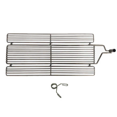 Auspit Folding Grill & Stainless steel Support Post