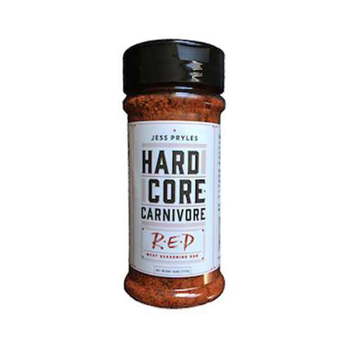 Hardcore Carnivore Red BBQ Rub 6.25oz