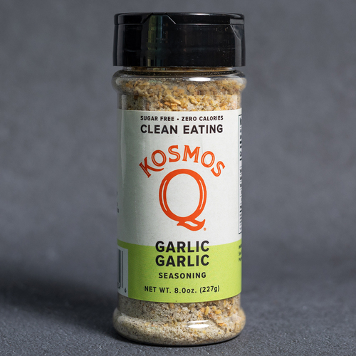Kosmos Q Garlic Garlic Clean Eating