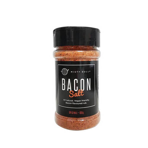 Misty Gully Bacon Salt