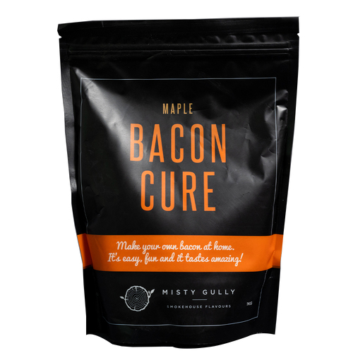 Misty Gully Maple Bacon Cure