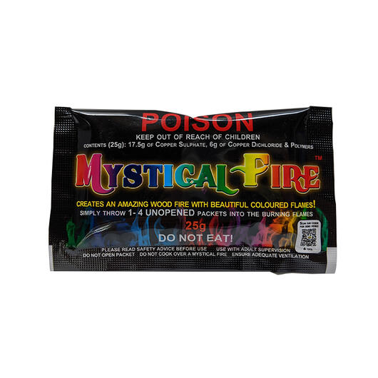 Outdoor Magic Mystical Fire Pack 25g