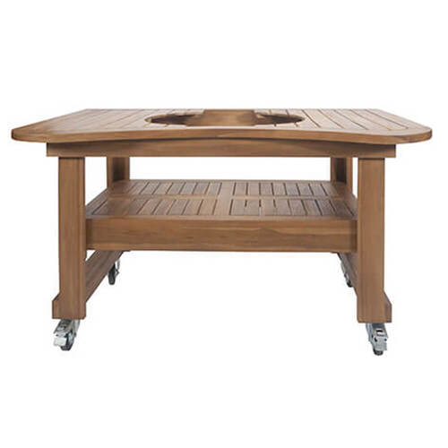 Primo Standard Spotted Gum Table for XL