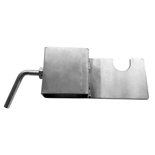 Spit Roast Skewer Support Bracket - Stainless Steel