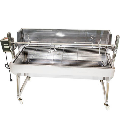 1500 Stainless Steel Spartan Spit Roaster