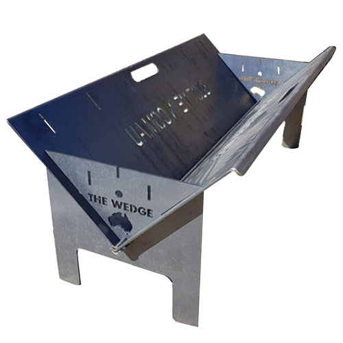 The Wedge Fire Pit 900mm