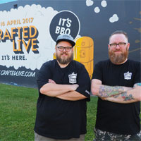 My First BBQ Competition